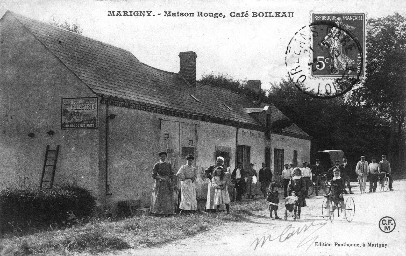 Marigny les Usages Cafe Boileau