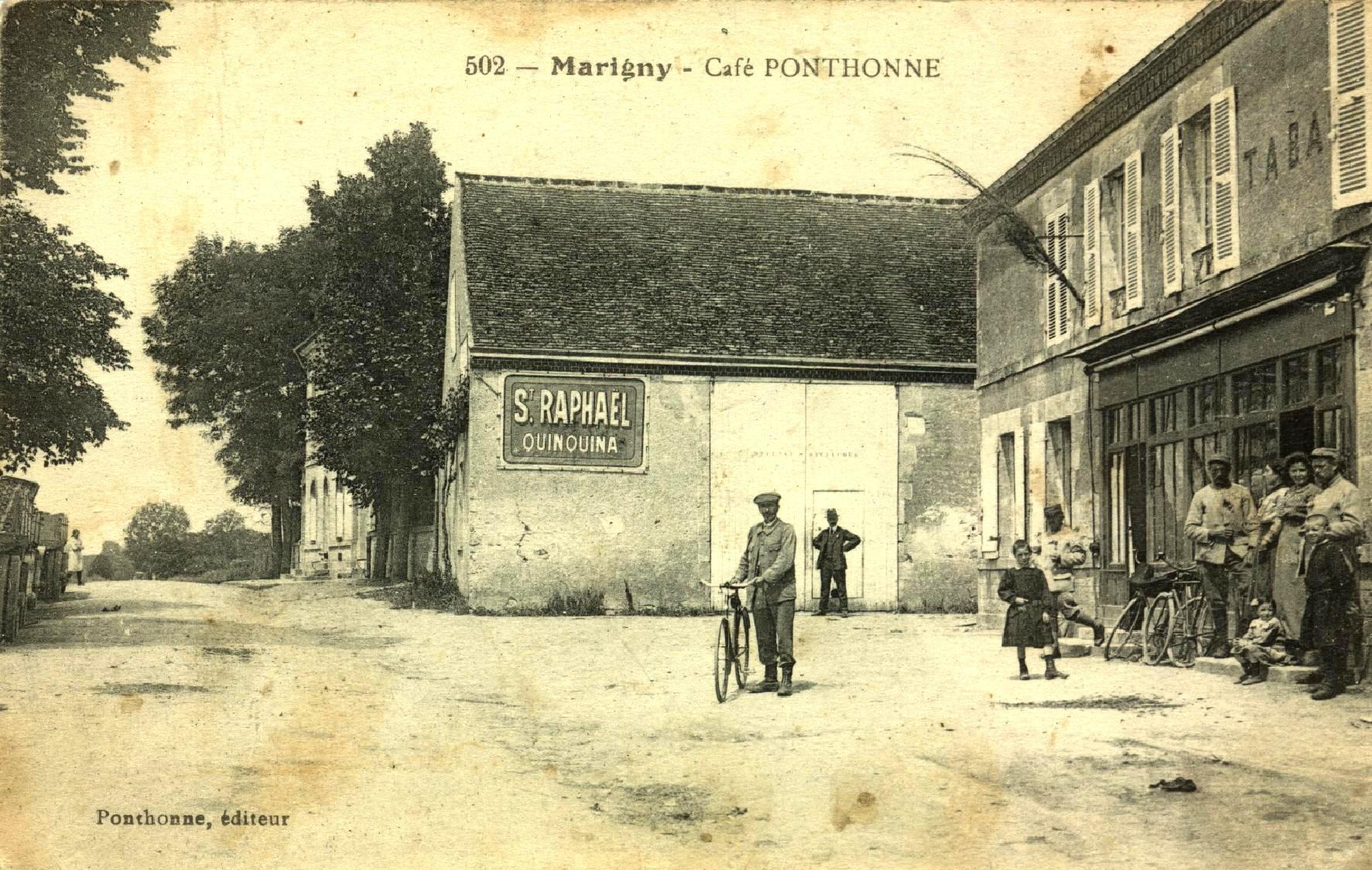Marigny les Usages Cafe Ponthonne
